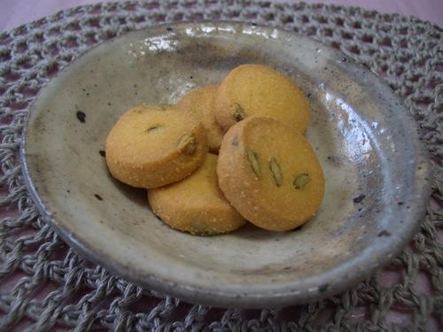 長谷川奈津さんの豆皿。
